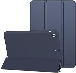ATiC Case for iPad Mini 3 / 2 / 1, Slim Smart Stand Case with Soft TPU Back Cover for Apple iPad Mini 1 (2012) / iPad Mini 2 (2013) / iPad Mini 3 (2014), INDIGO (Will not fit iPad Mini 4)
