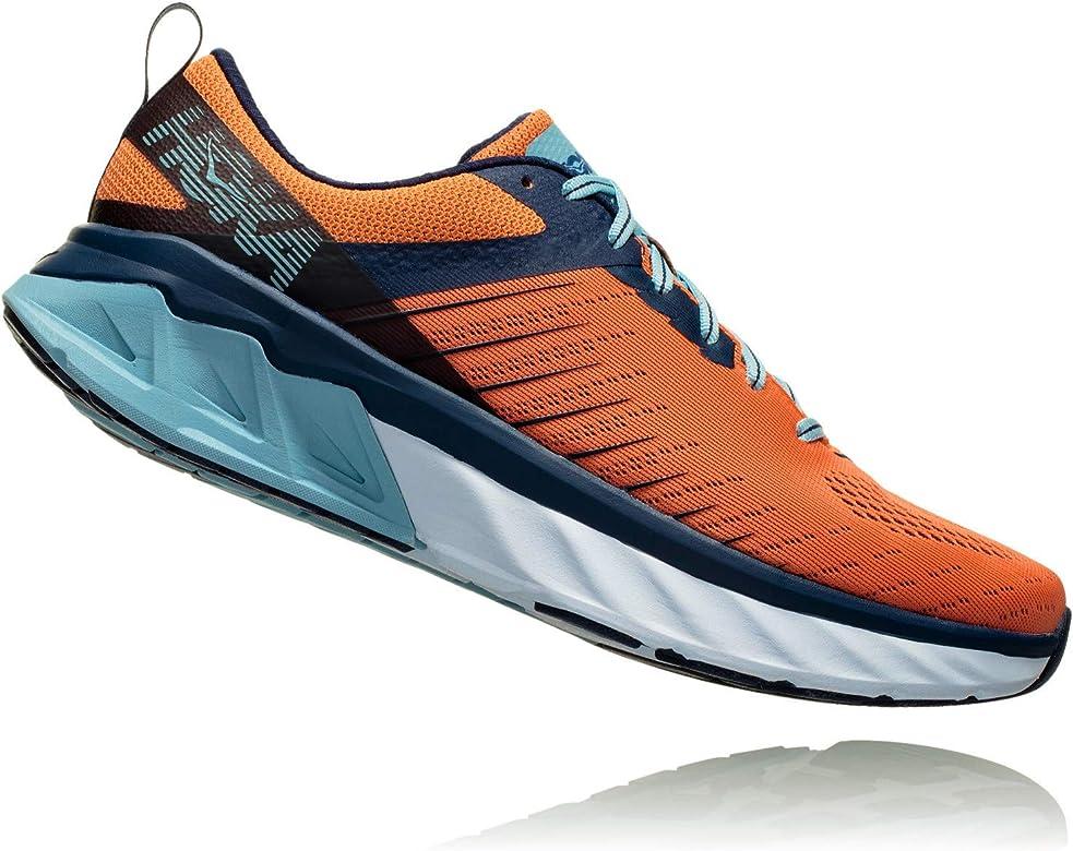 Hoka One - Zapatillas de Running de Sintético para Hombre Naranja ...