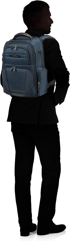 21//26 L 44.5 cm Samsonite Pro-DLX 5-15.6 Pouces Extensible Sac /à Dos pour Ordinateur Portable Noir Black