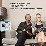 Oxygen Concentrator, 1-6L/min Adjustable Portable