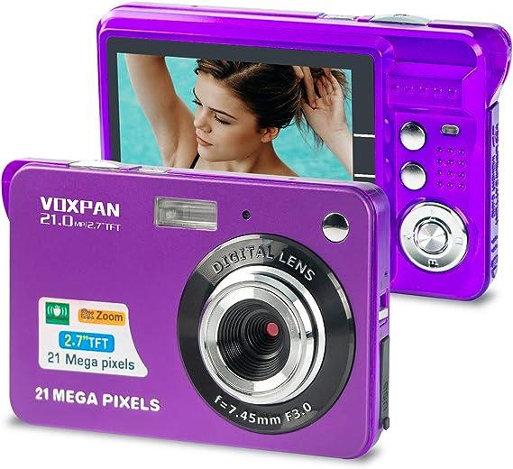 Voxpan Digitalkamera Für Anfänger 8x Digital Zoom Hd Kamera