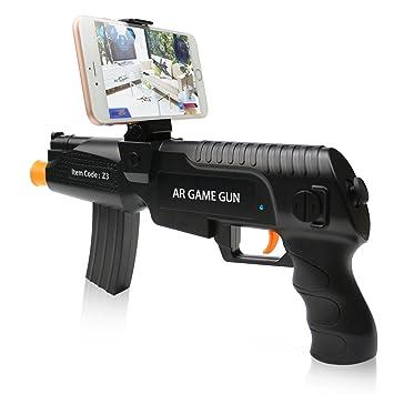 TKSTAR Gun Reality Gun Realidad,AR Arma de Juguete,AR Gun, Pistola para