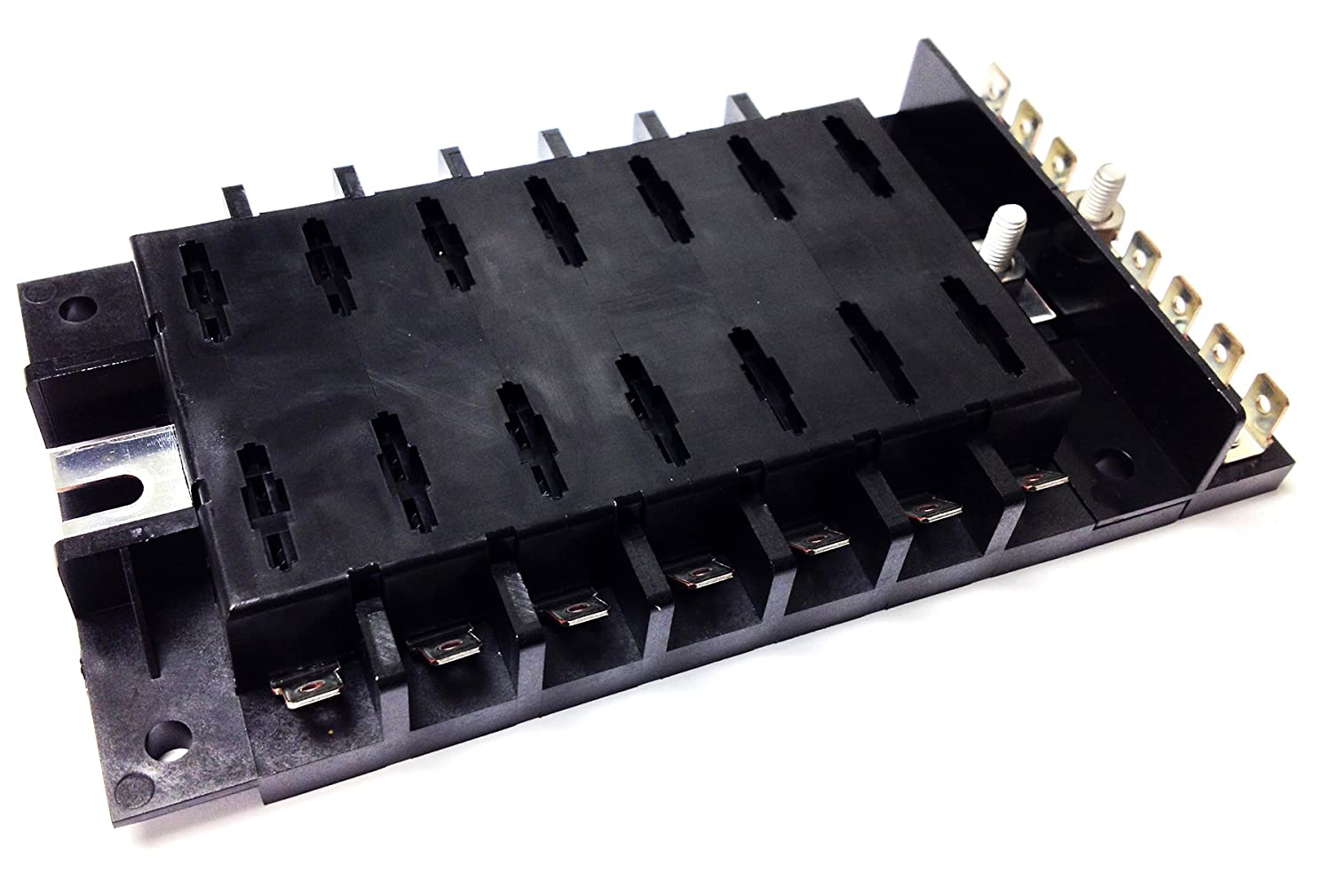 713bSrsIHyL._SL1500_ amazon com sierra fs40440 fuse block cole hersee 46377 14 2003 Chevy Fuse Block Diagrams at gsmx.co