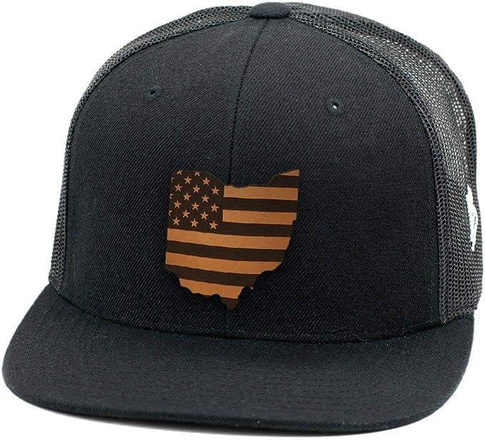 NMG-01 Women Men Trucker Cap Funny Sloth Adjustable Flat Bill Baseball Caps
