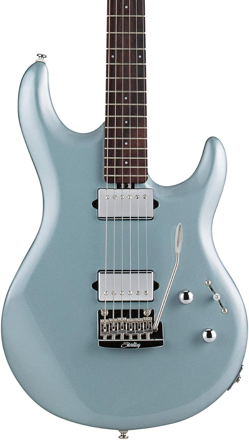 Sterling by MUSICMAN LK100D Luke Blue   B00JMONC3C