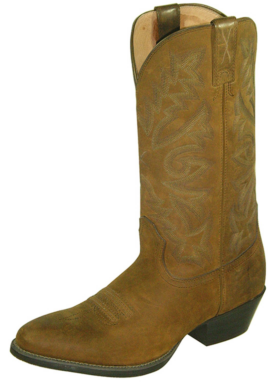 Twisted X Men'S Western Boot, Color: Distressed Saddle, Size: 12, Width: D (Mwt0