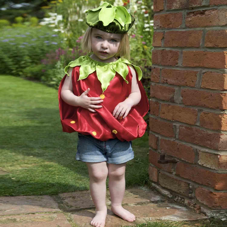 Infant Lucy Locket/ 9/+ Monate /Baby-Kost/üm Erdbeere