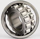 URB 22207 C3W33 Spherical Roller Bearing, Steel