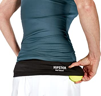 Amazon.com: Tourna Hipster - Banda para pelotas de tenis y ...