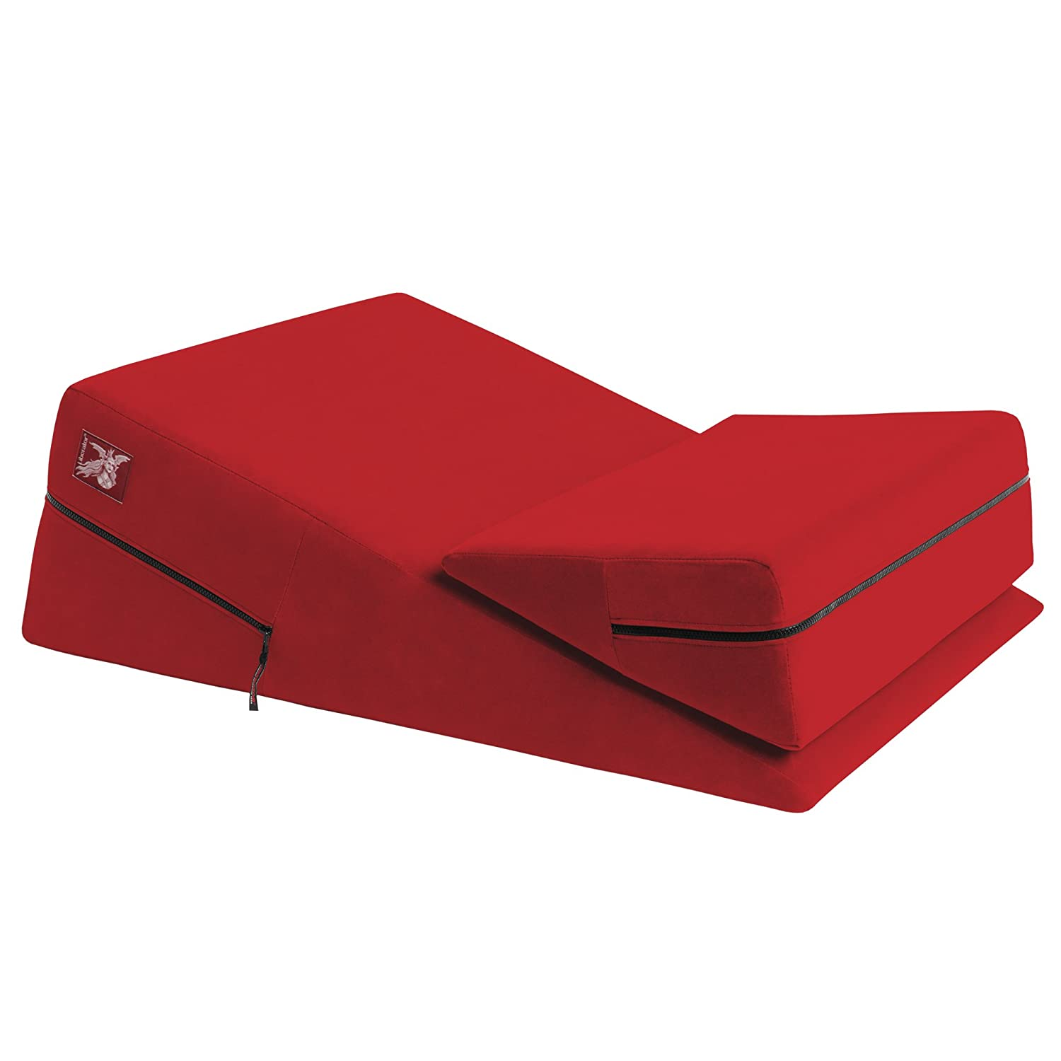 Liberator Bedroom Adventure Gear Wedge/Ramp Combo (Original Short), Red