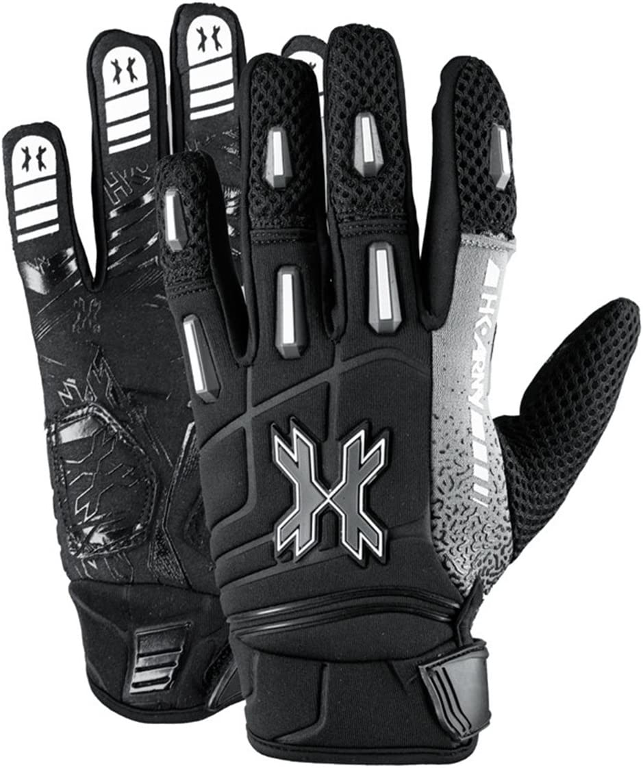 HK Army Pro Gloves - Full Finger - Stealth : Sports & Outdoors