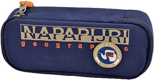 SGL PENCIL CASE 4BNN3Z05 176 NORTH CAPE BLUE MARINE Size : -: MainApps: Amazon.es: Oficina y papelería