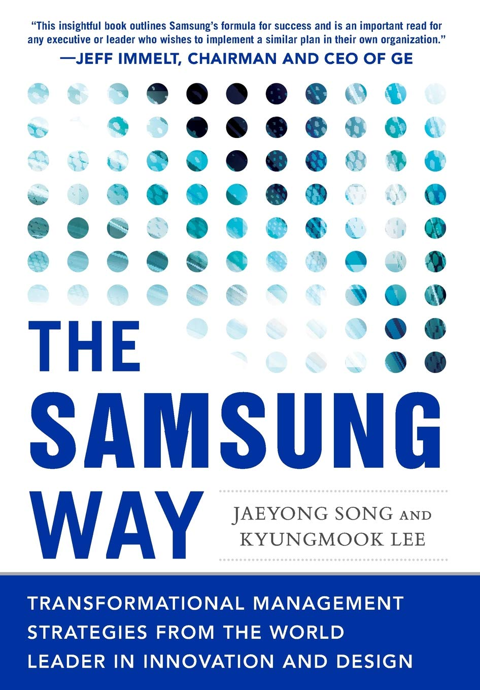 strategic management process of samsung
