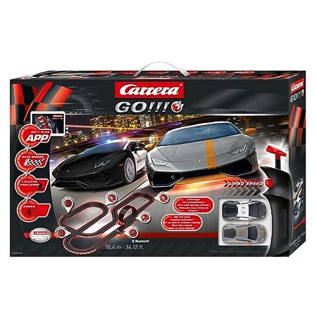 Carrera GO!!! Plus - Night Chase (20066004): Amazon.es: Juguetes y juegos