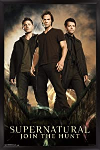Trends International Wall Poster Supernatural Group, 22.375 x 34