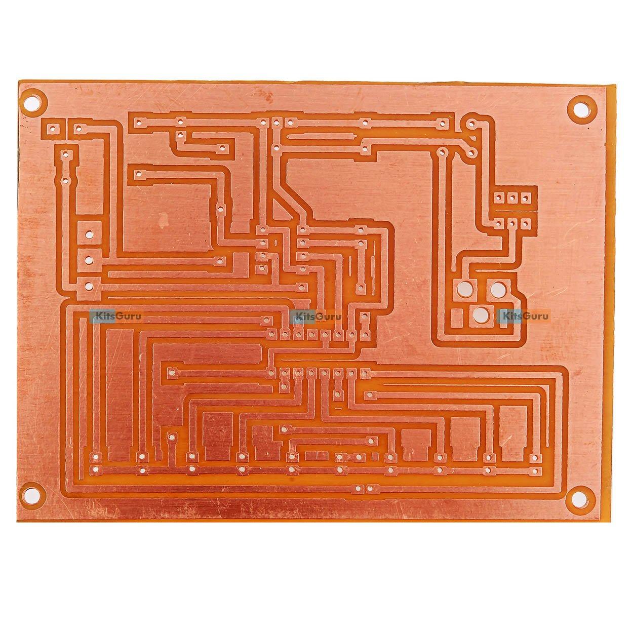 Kitsguru Diy Kit Led Chaser Circuit Lgkt078 Projects Amazon Home 555