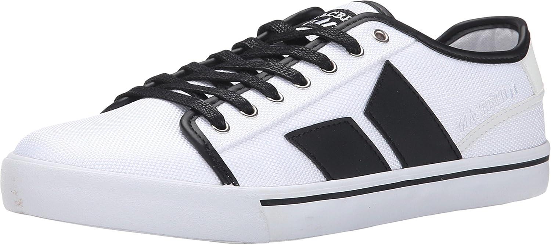 Macbeth James Vegan Shoes White/Black