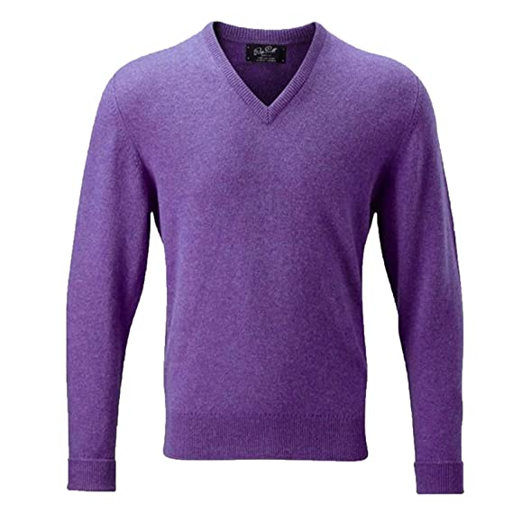 37b5a7d04f1 Peter Scott Jumper Genuine Sweater 100% Pure Lambswool Knitted Hand ...