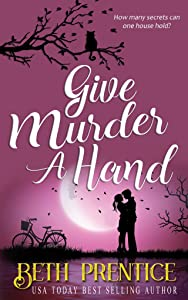 Give Murder A Hand: The Westport Mysteries. Lizzie ~ Book 2