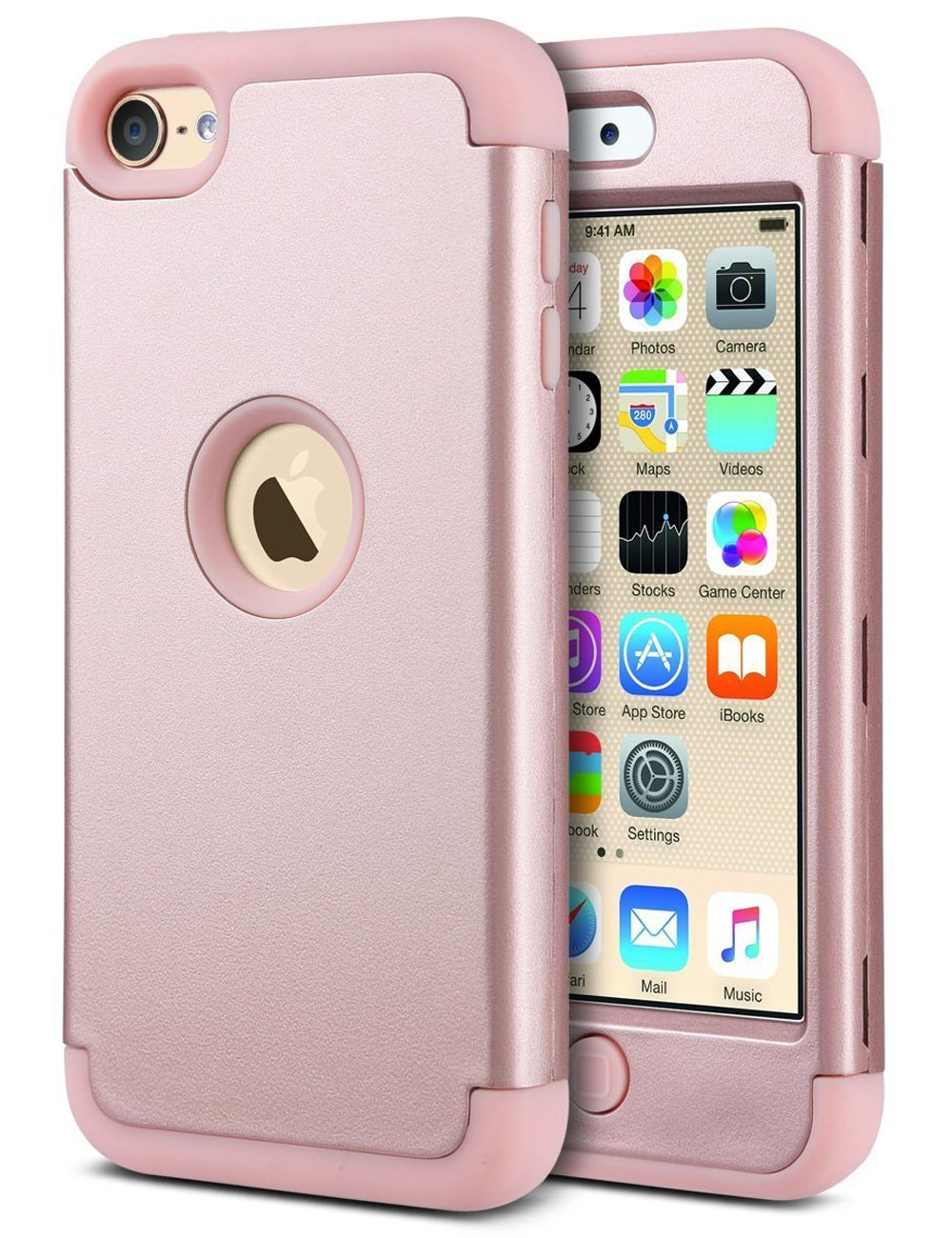 Funda Para Apple iPod Touch 7/6/5 (rose Gold)
