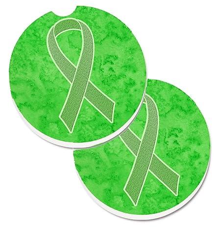 Amazon Carolines Treasures Lime Green Ribbon For Lymphoma