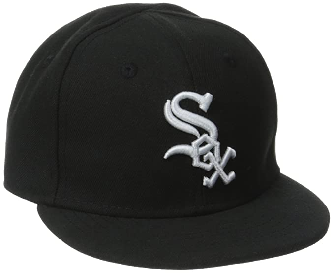 Amazon.com  MLB Chicago White Sox Game My 1st 59Fifty Infant Cap ... cb5bcfbc193