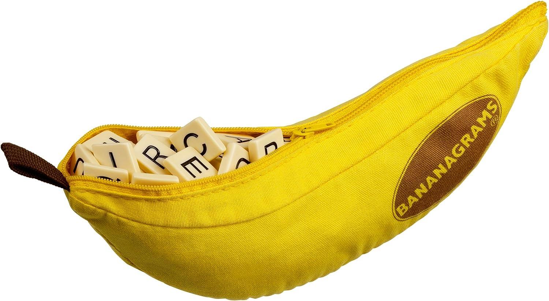 KOSMOS 6910970 Bananagrams - Juego de fichas con Estuche en Forma de plátano: Nathanson, Rena: Amazon.es: Juguetes y juegos