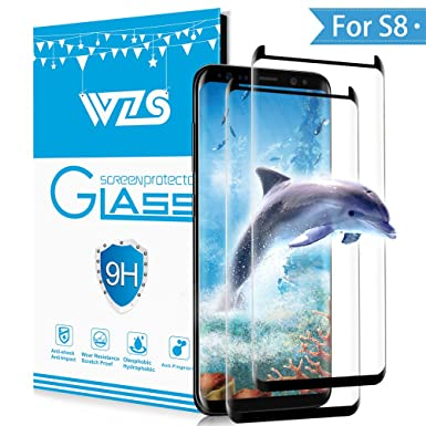 Onson Galaxy S8 Screen Protector Samsung Galaxy S8 Tempered Glass