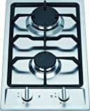 Ramblewood high efficiency 2 burner gas cooktop(Natural Gas), GC2-43N, ETL Safety Certified.
