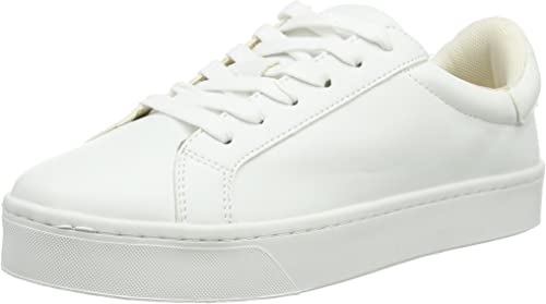 Muskey Low-Top Sneakers, White