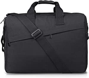 Cierto Laptop Bag 15.6 Inch Computers Tablets Briefcase/Backpack For College Students & Business Travelers