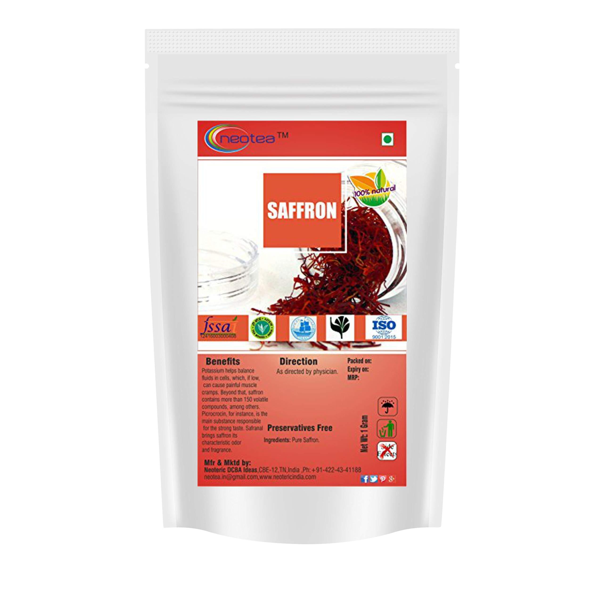 Neotea Pure Saffron (5g)