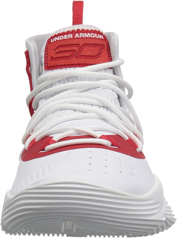 Under Armour Mens SC 3ZER0 II Basketball Shoe