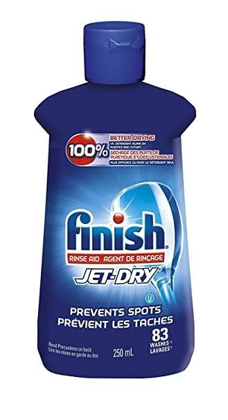 Amazon.com: Finish Jet-Dry Turbo Dry, ayuda de secado para ...