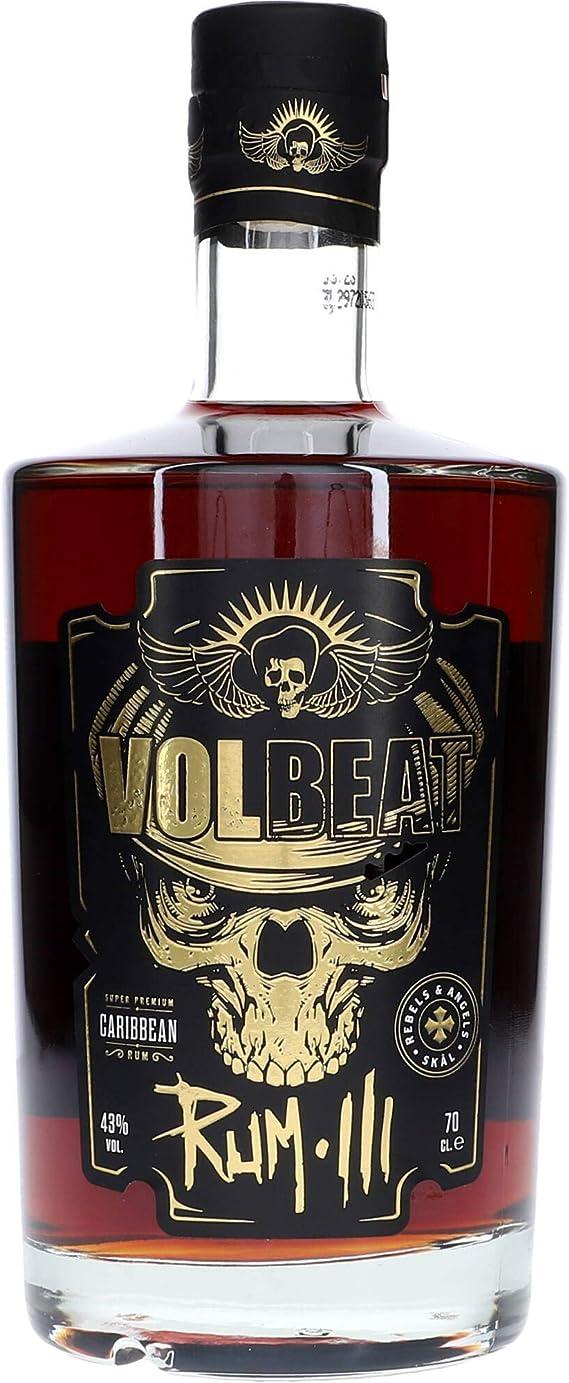 Volbeat 15 Años Ron - 700 ml 2.5648
