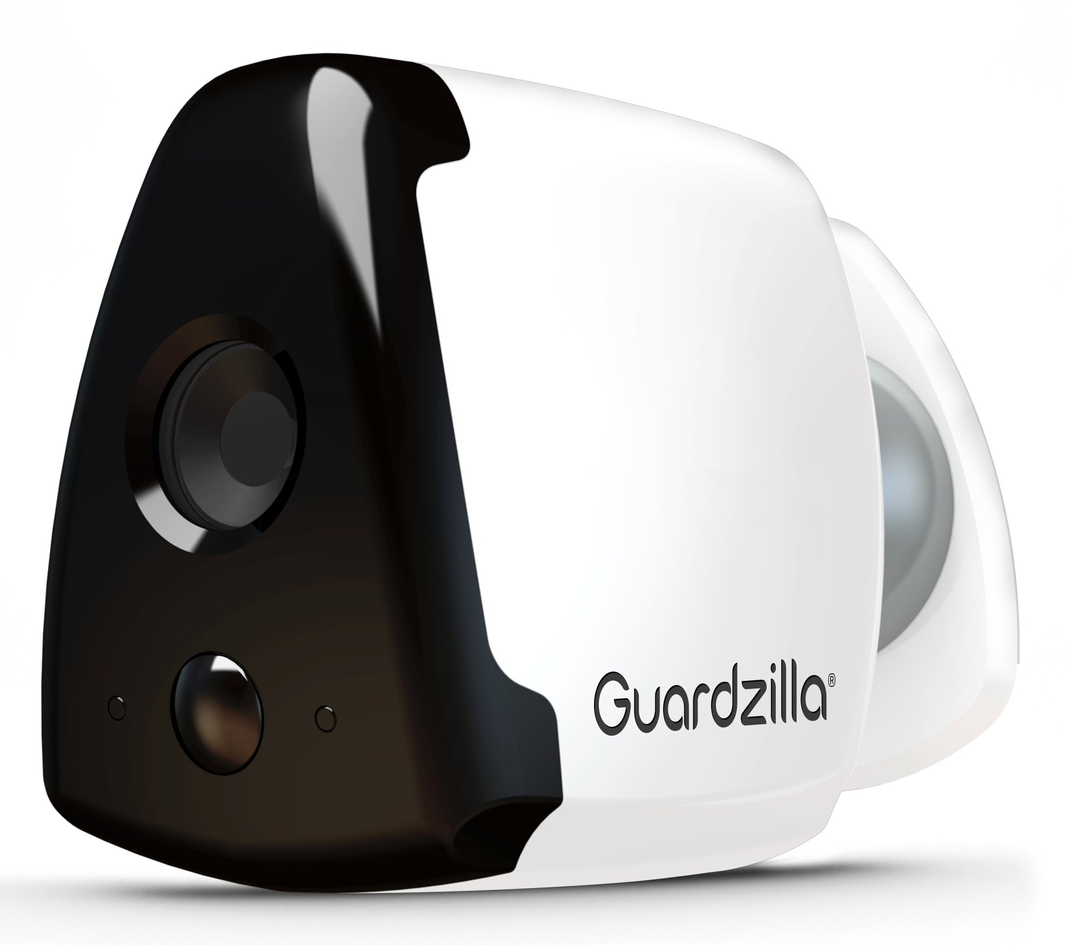 Guardzilla Outdoor HD Wifi Security Camera with Night Vision and Weatherproof Construction by Guardzilla