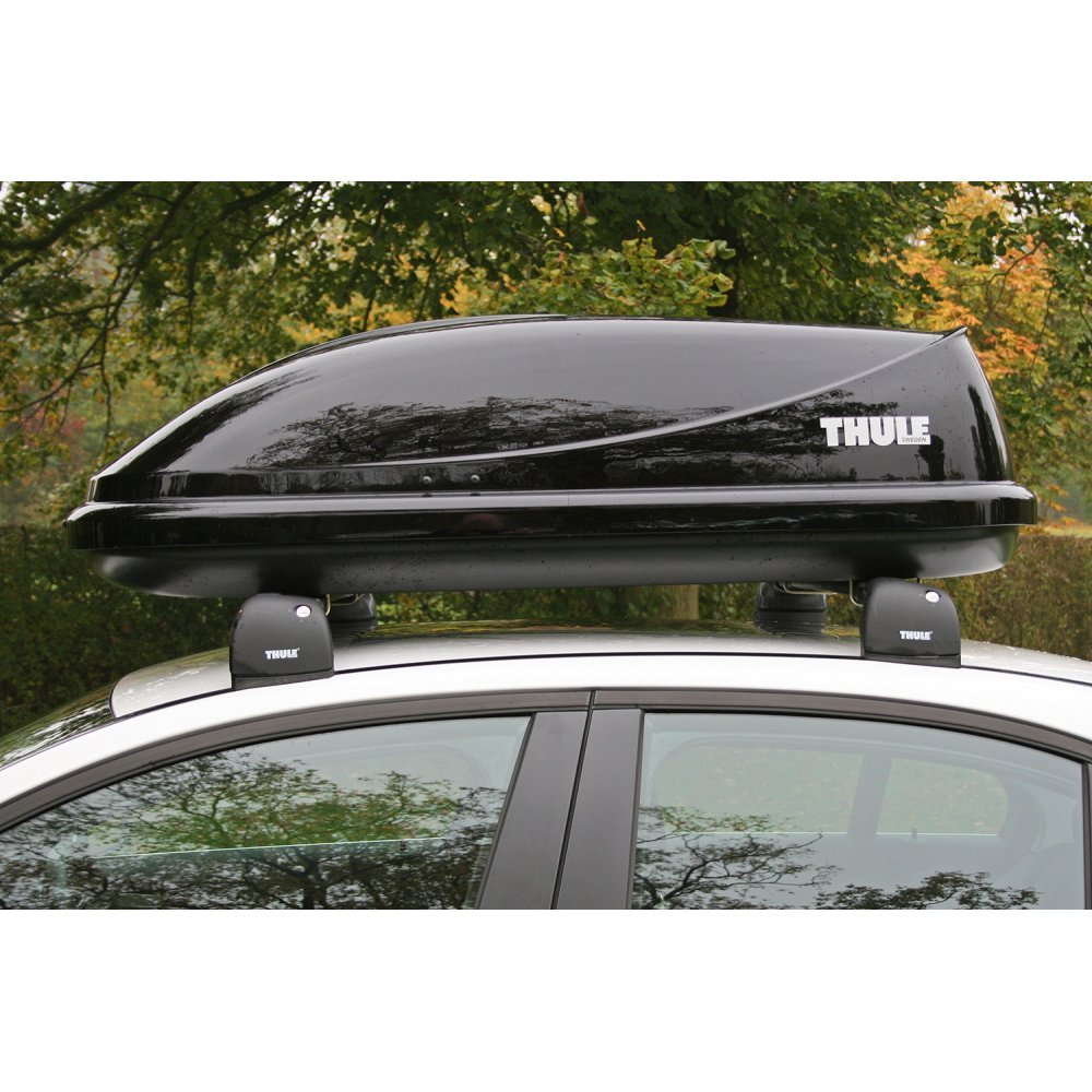 Amazing THULE Ocean 80 Car Roof Box   320 Litre Capacity: Amazon.co.uk: Car U0026  Motorbike