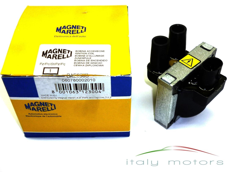 Lancia Y (840) / Ypsilon (843) Zü ndspule - Magneti Marelli - 46548037 - BAE800B