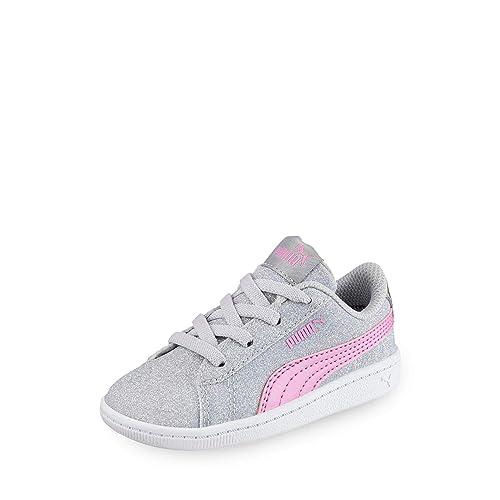 06b93e667047eb Puma Girls  Trainers  Amazon.co.uk  Shoes   Bags