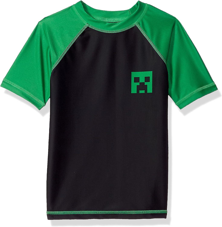 Dreamwave Big Boys Minecraft Rashguard