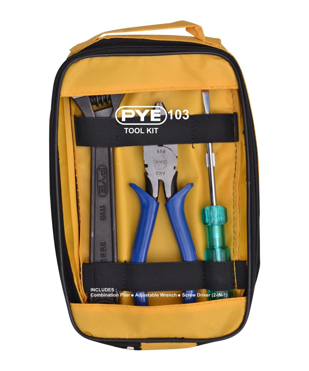 PYE 103 Tools Kit For Car &Bike (Set of 3)