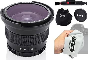 Nikon 1 J4 10x High Definition 2 Element Close-Up Lens Macro 55mm