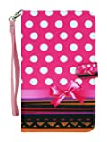 Tab E 8.0 Case, Customerfirst Wallet With Strap PU