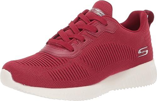 Skechers Bobs Squad-Tough Talk, Zapatillas para Mujer: Skechers Bob: Amazon.es: Zapatos y complementos