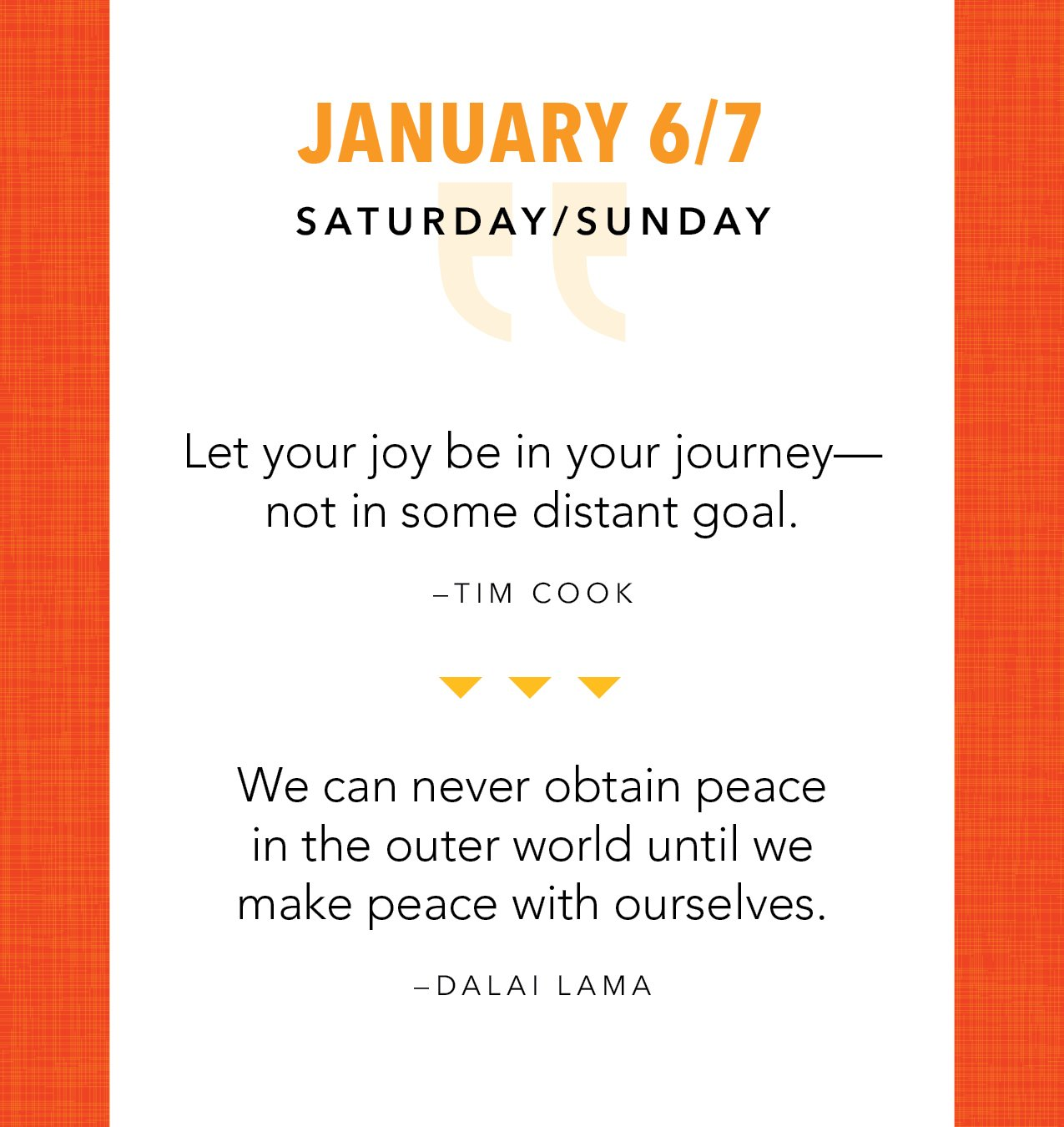 2018 Great Quotes from Great Leaders Boxed Calendar by Sourcebooks