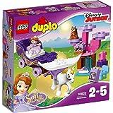 LEGO - 10822 - DUPLO - Jeu de Construction - Le Carrosse Magique de Princesse Sofia