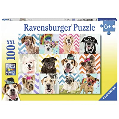 Ravensburger 10870 Doggy Disguise Jigsaw Puzzles: Toys & Games