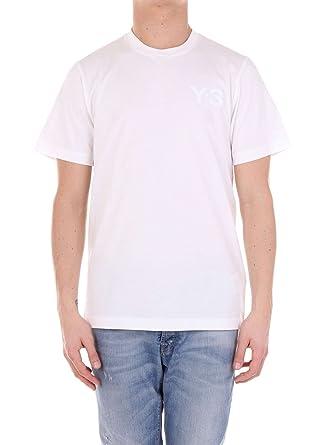 5dbb4a90 adidas Y3 CE8741 T-Shirt Men: Amazon.co.uk: Clothing