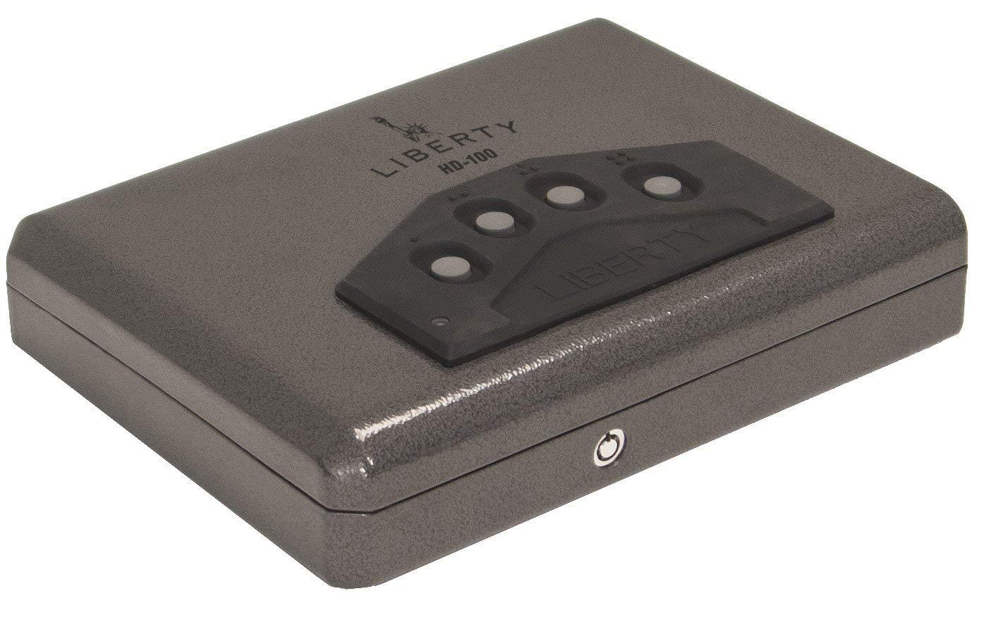 Liberty Safe Handgun Vaults Quick Vault Combo with Auto Entry, Medium by Liberty Safe