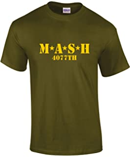 20899773 New Retro Military Army USA Combat Vintage MASH Premium T-Shirt. Sizes  Small to